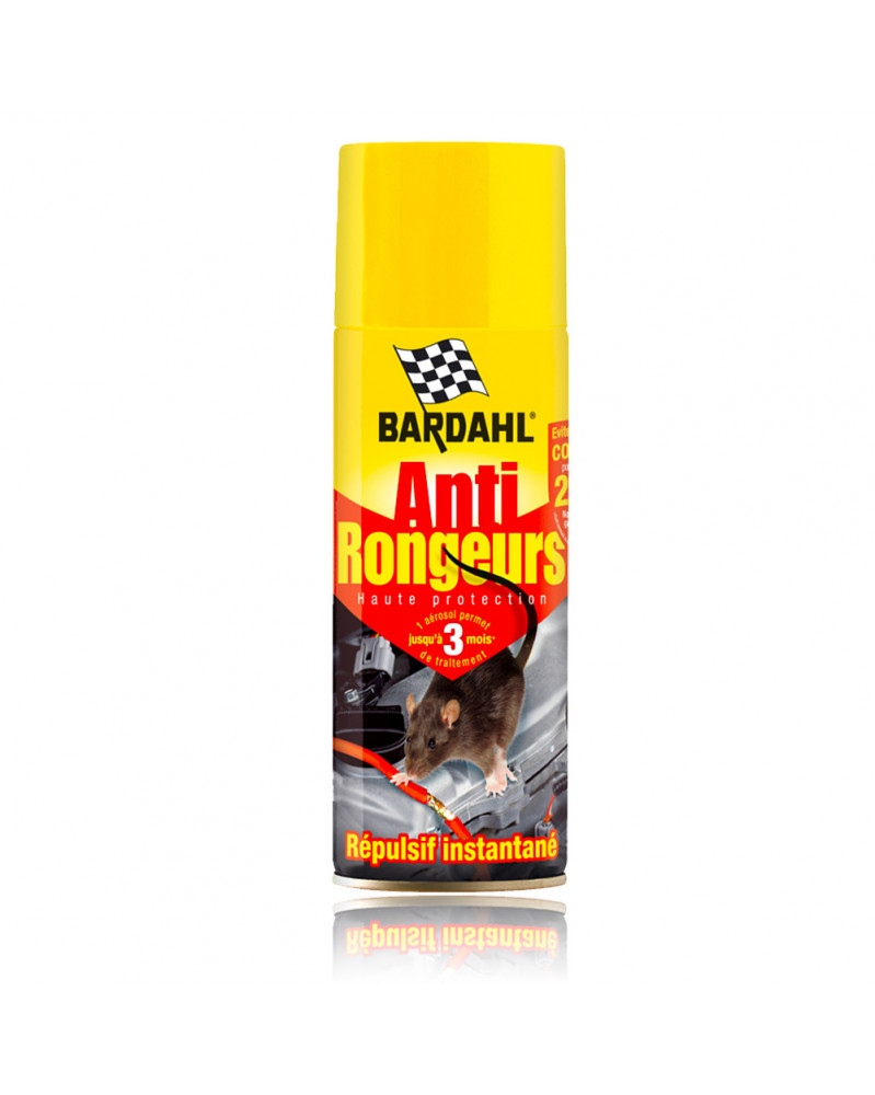 Anti-rongeurs 400ml - Bardahl| Mongrossisteauto.com