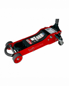 Cric hydraulique roulant 2 tonnes Slimpower (161.0365) KS TOOLS   Mongrossisteauto.com