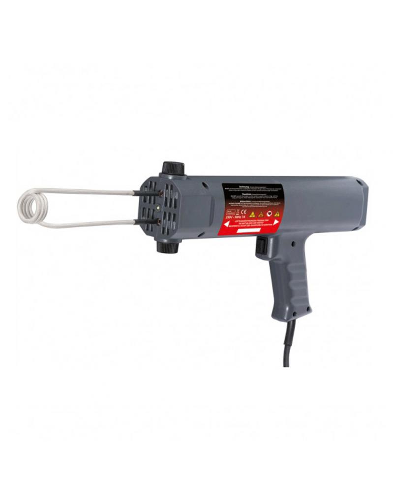 Chalumeau induction, coffret pistolet à chaleur (500.8420) KS TOOLS | Mongrossisteauto.com