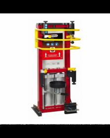 Compresseur de ressort d'amortisseur, 2 vérins, 2,4 T (500.8950) KS TOOLS   Mongrossisteauto.com