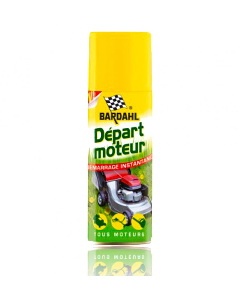 Départ moteur essence et diesel 400ml - Bardahl   mongrossisteauto.com