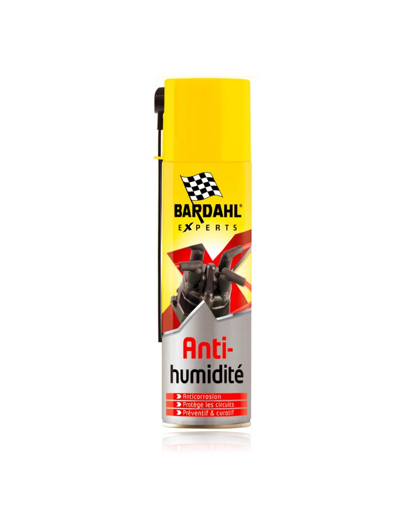 Anti humidité circuits électriques 250 ml - Bardahl   Mongrossisteauto.com