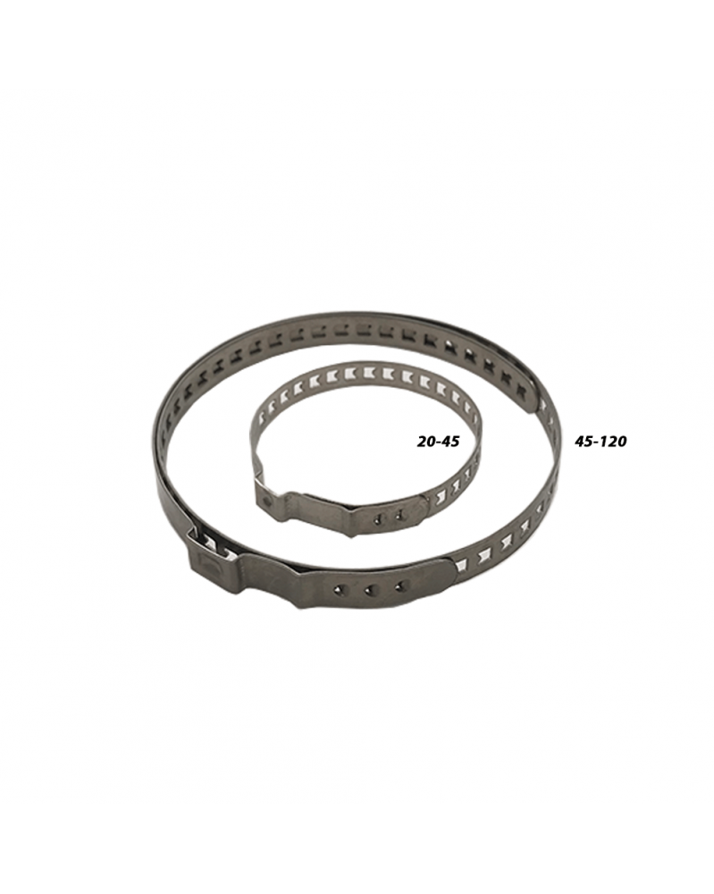 Collier de serrage inox - X2 - DÜRER   Mongrossisteauto.com