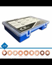 Boîte de joints cuivre injecteur - (198170) - 3RG | Mongrossisteauto.com