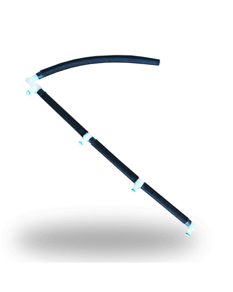 Kit rampe de retour injecteur, Pièce d'origine OE:1574H4 - PSA | Mongrossisteauto.com