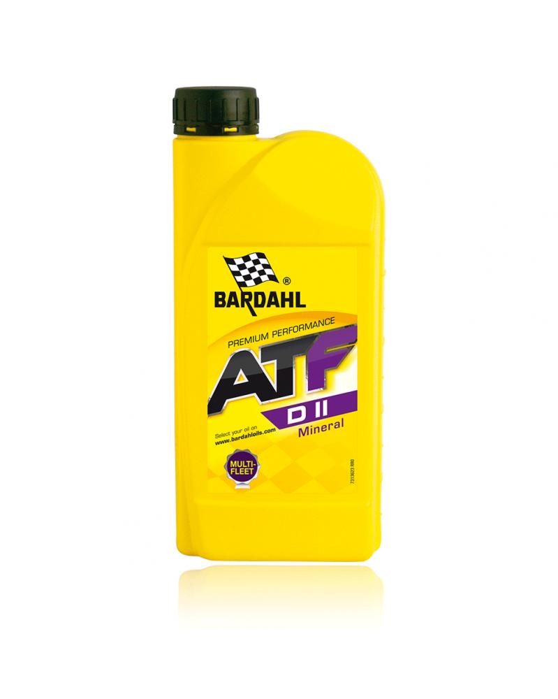 Huile boite de vitesse automatique - ATF Minerale 1L - Bardahl   Mongrossisteauto.com