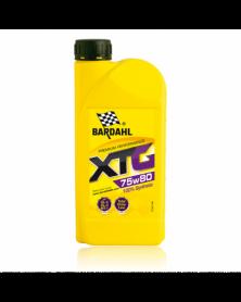 Huile 75W80 - boites et ponts - XTG EP 100% Synthèse GL-4 GL-5 MT-1 1L - Bardahl | Mongrossisteauto.com