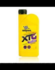 Huile 75W90 - XTG boites et ponts EP Synthèse GL-5 1L - Bardahl
