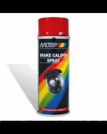 Peinture étrier de frein rouge - 400ml - MOTIP