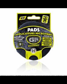 Pads applicateurs microfibre x2 - GS27