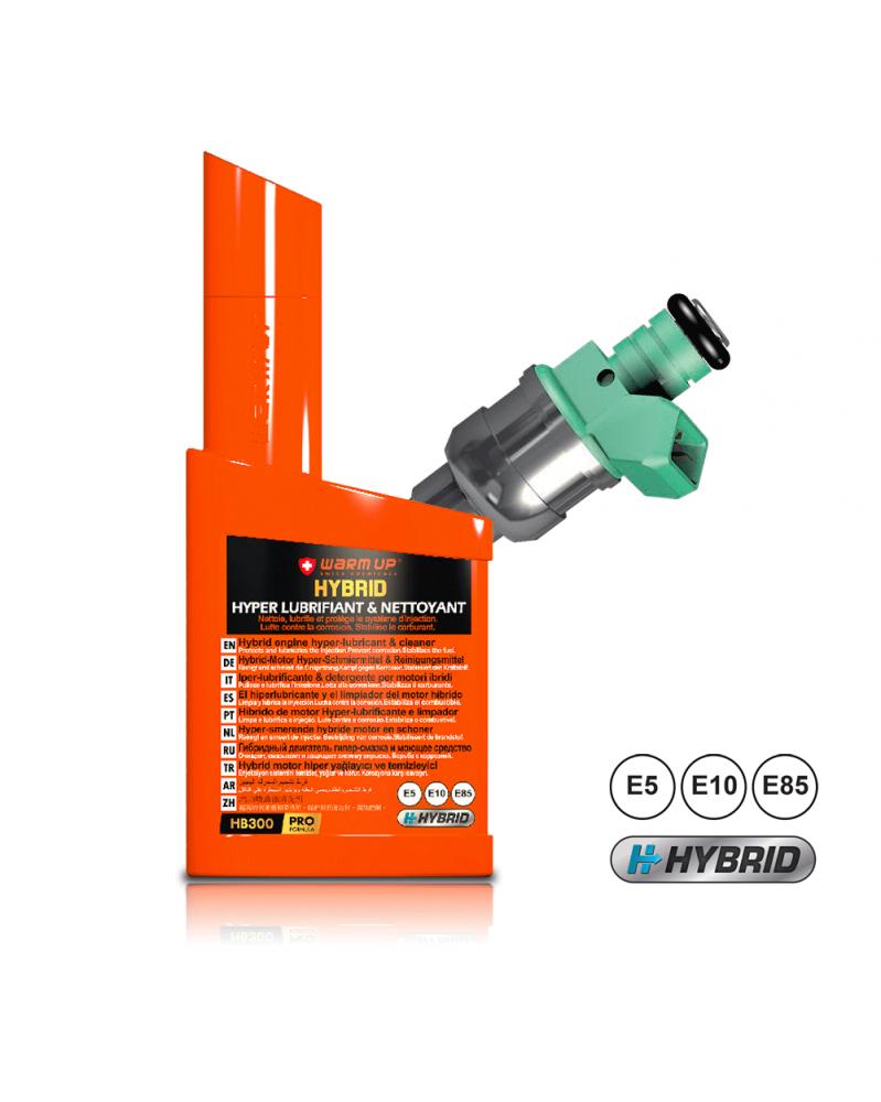 Hyper lubrifiant & nettoyant 300ml, Warm Up | Mongrossisteauto.com