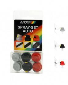 Set de buses peinture auto - MOTIP