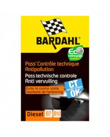 Pass contrôle technique diesel : décrassant moteur & stop fumées - Bardahl