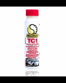 TC1 traitement diesel préventif nettoyant injecteurs - Mecatech | mongrossisteauto.com
