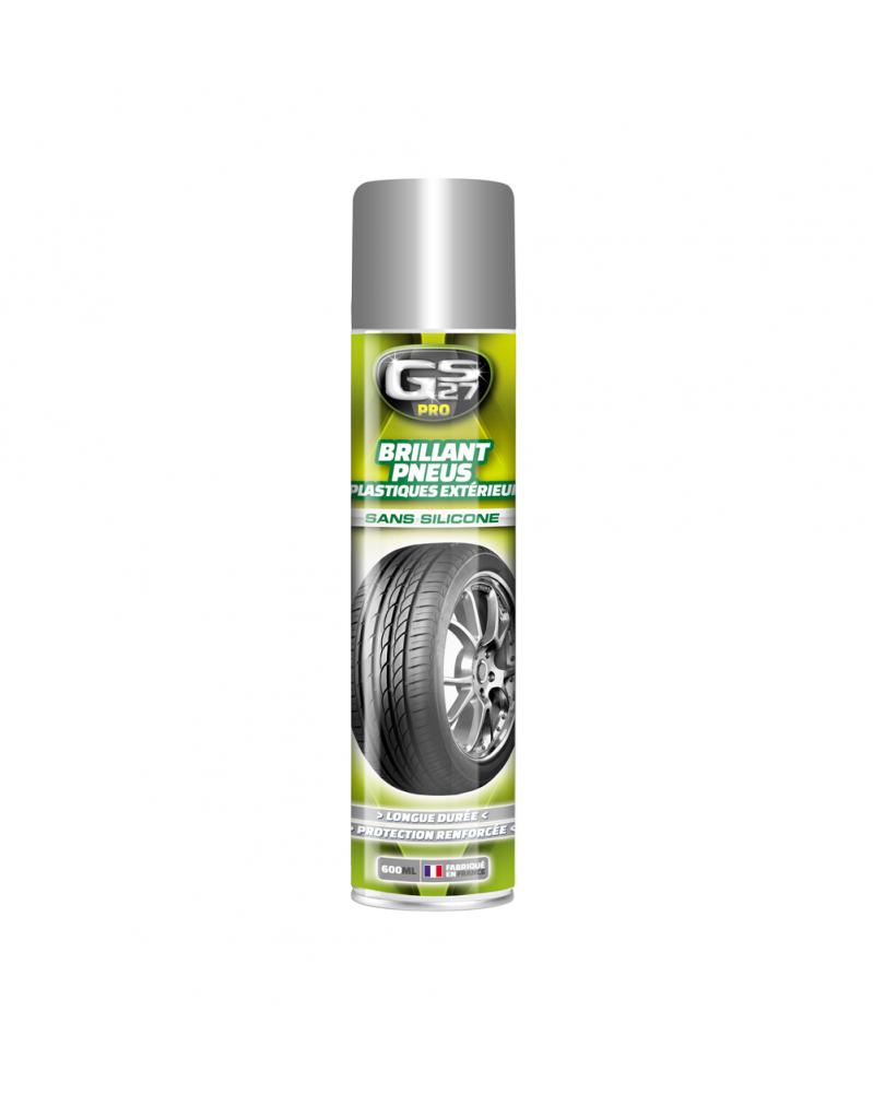 Rénovateur pneus & plastiques extérieurs GS27 | Mongrossisteauto.com