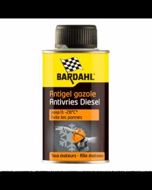 Antigel Gazole, diesel, 125 ml - Bardahl