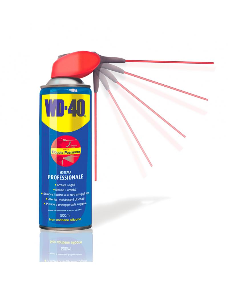 Dégrippant multi usages nettoyant anti humidité 500ml - WD40|mongrossisteauto.com