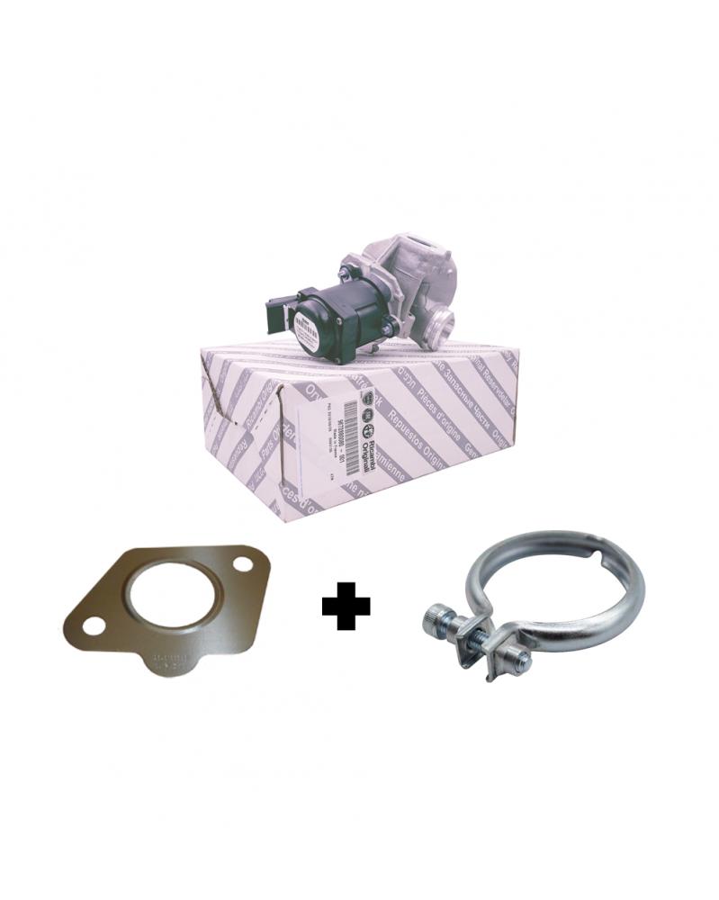 Kit Vanne EGR 207, 307 d'origine + joint & collier | Mongrossisteauto.com