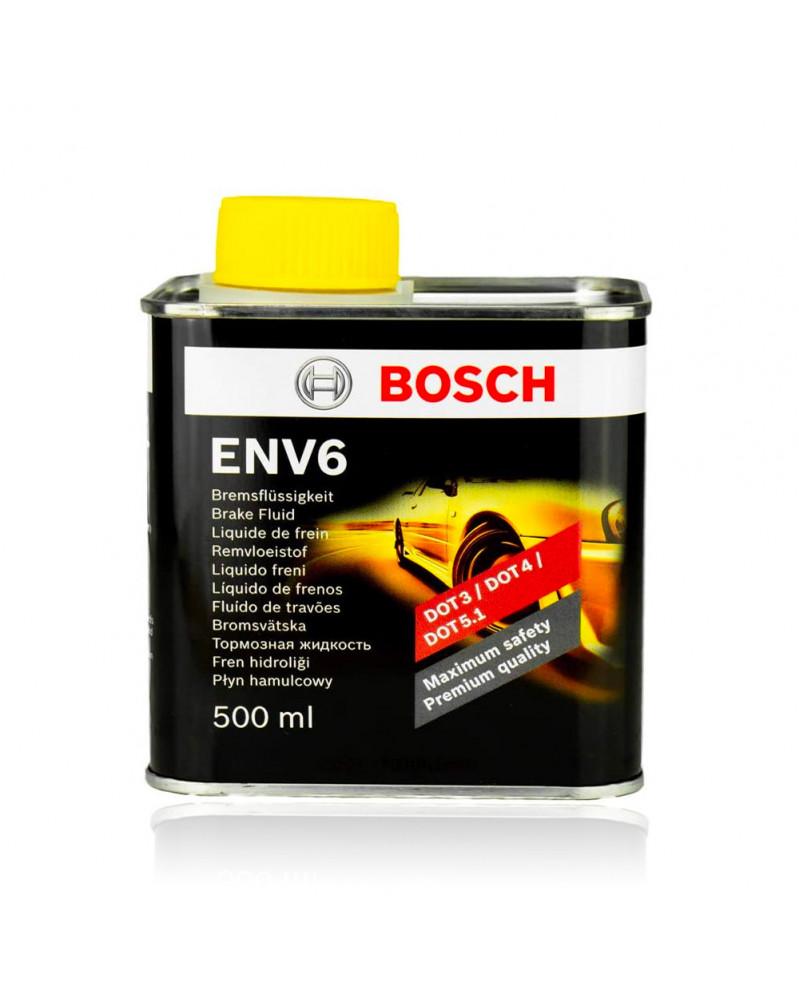 Liquide de frein Universel Bosch ENV6 500ml | Mongrossisteauto.com