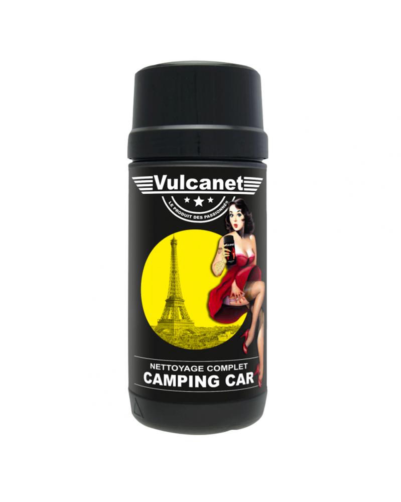 Vulcanet camping car, lingettes - Vulcanet Company | Mongrossisteauto.com
