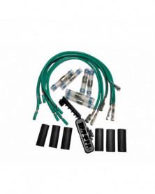 Kit de réparation faisceau électrique, feu arrière, PSA - Durer