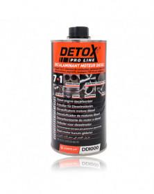 Décalaminant moteur diesel Detox diesel 1l 7 en 1 Warm Up