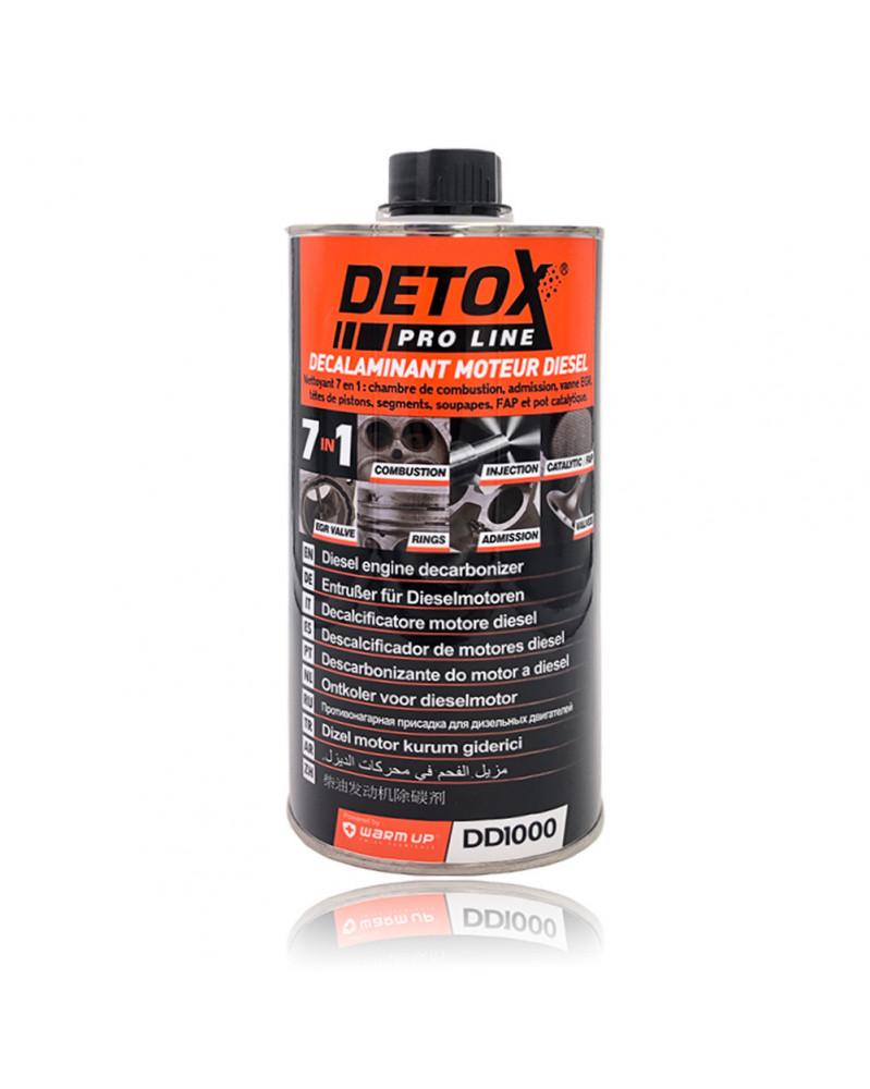 WARM UP Detox diesel décalaminant moteur diesel 1L - 7 en 1 | mongrossisteauto.com