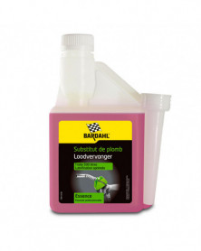 Substitut de plomb, Essence, 500ml, traite 500 litres - Bardahl