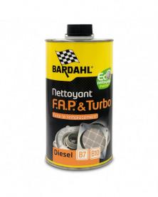Nettoyant FAP et Turbo Diesel 1L - Bardahl