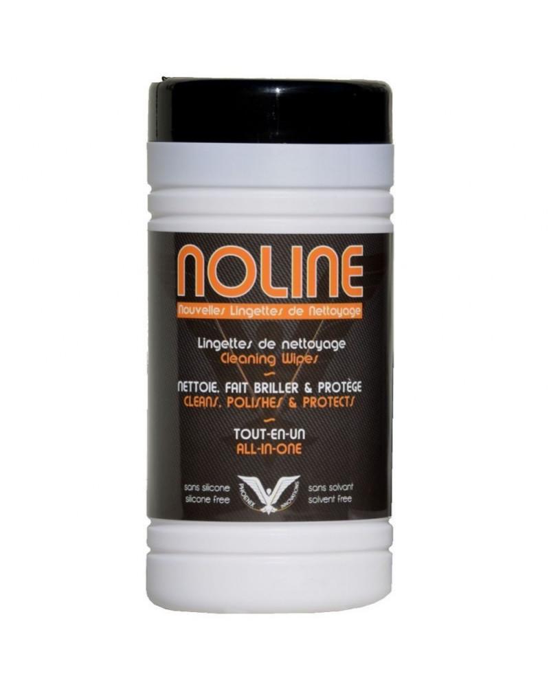 Pack 80 lingettes + microfibre prémium offerte - Noline | mongrossisteauto.com