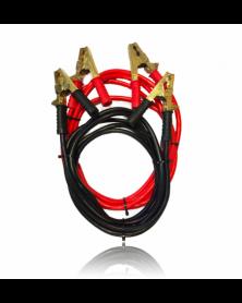 Câble de démarrage RKG 800 ampères 2x4,5 mètres 35mm² pince crocodile