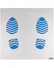 Protection tapis de voiture jetable x 500 - Dialann
