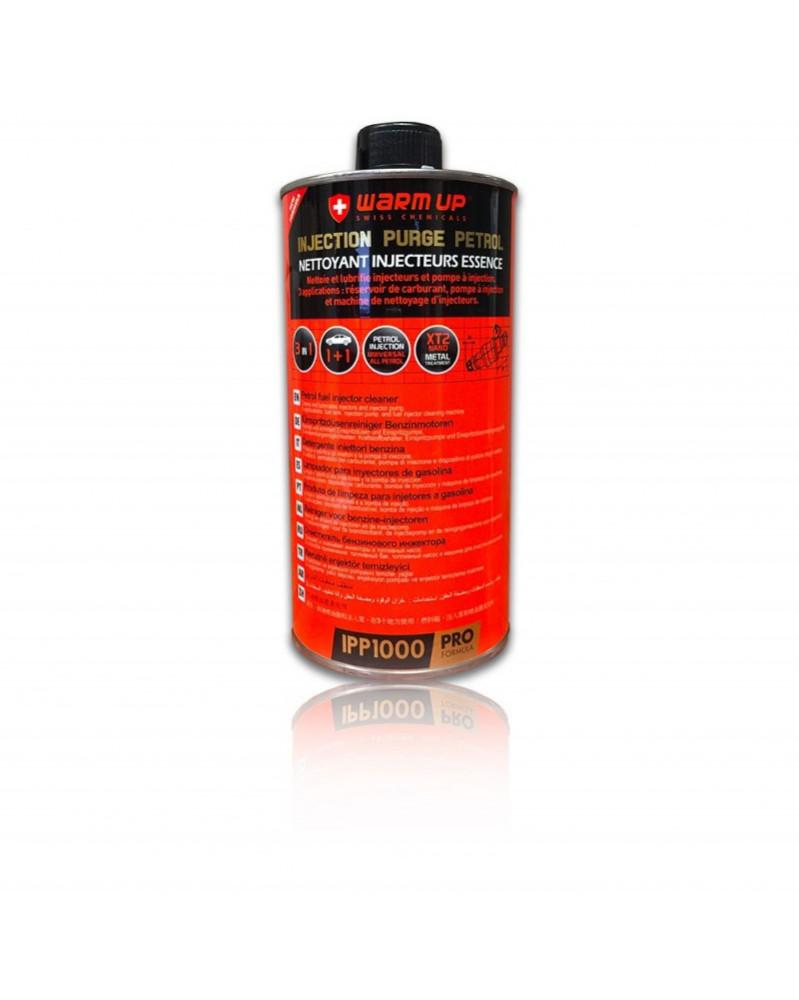Injection Purge Essence nettoyant injecteur pro - Warm Up | Mongrossisteauto.com