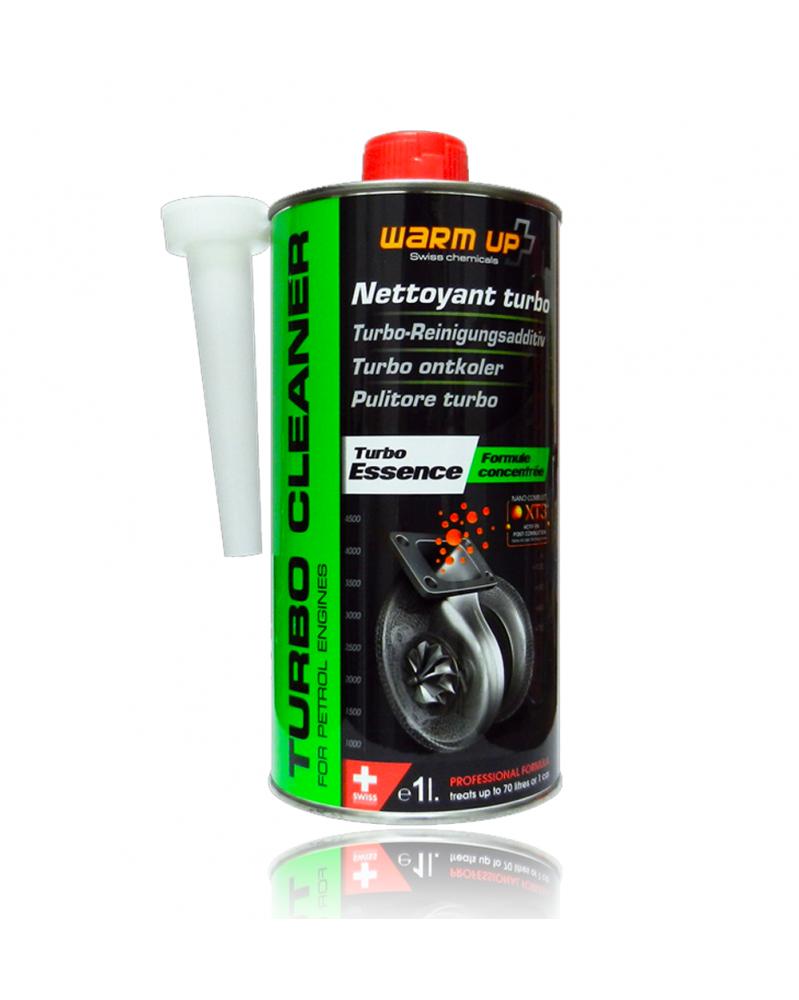 Turbo Cleaner Essence nettoyant turbo préventif et curatif - Warm Up | Mongrossisteauto.com