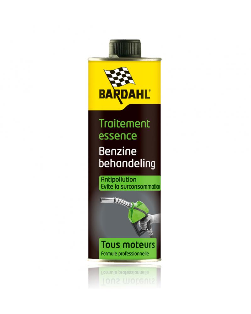Traitement carburant essence anti pollution 300mL - Bardahl | Mongrossisteauto.com