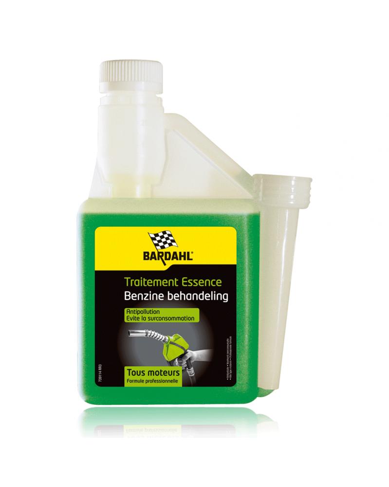 Traitement Carburant essence anti pollution 500mL - Bardahl | Mongrossisteauto.com
