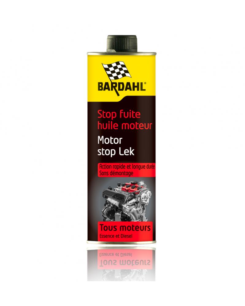 Stop fuite moteur 300ml - Bardahl   Mongrossisteauto.com