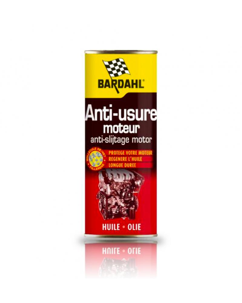 Anti usure moteur 400ml - Bardahl   Mongrossisteauto.com