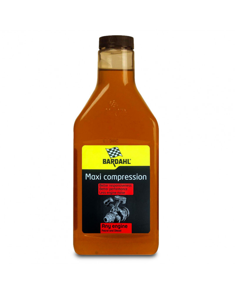 Maxi compression 500ml - Bardahl  Mongrossisteauto.com