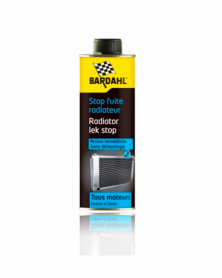 Stop fuite radiateur 500ml - Bardahl