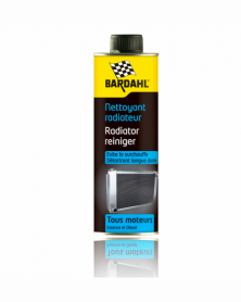 Nettoyant radiateur, voiture, 500ml - Bardahl