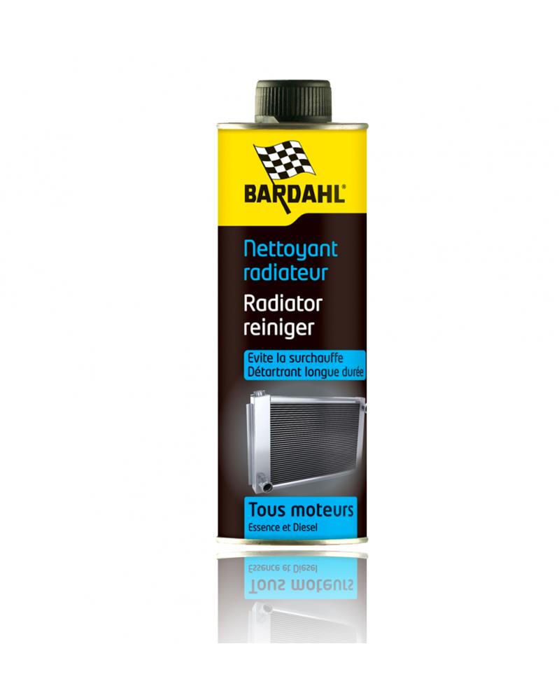 Nettoyant radiateur Bardahl, voiture - 500ml | Mongrossisteauto.com