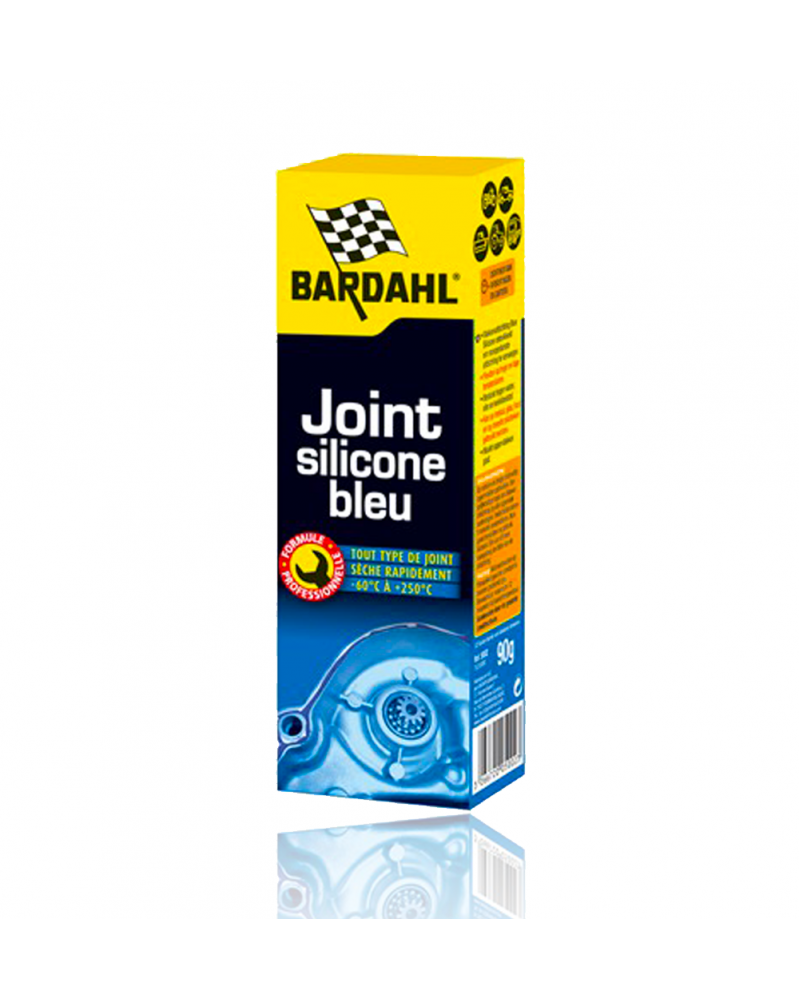 Joint silicone bleu 90g - Bardahl | Mongrossisteauto.com
