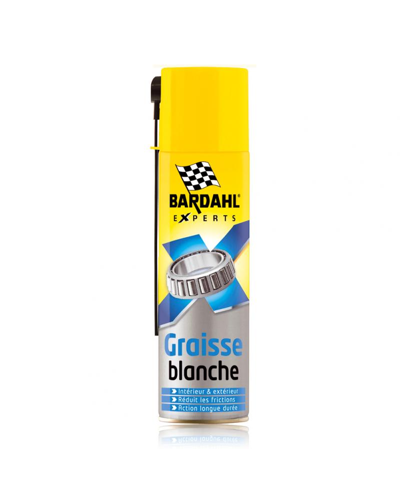 Graisse Blanche 250ml - Bardahl  Mongrossisteauto.com