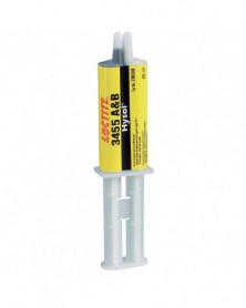 LOCTITE 3455 epoxy poxymatic aluminium reparateur de métaux 25ml | Mongrossisteauto.com