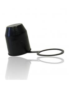 Cache boule remorque PVC Peraline