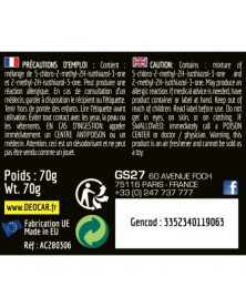 DEOCAR POP Vanille GS27 - Entretien Lavage - Mon Grossiste Auto
