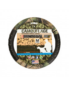 Couvre volant camouflage - Race Sport