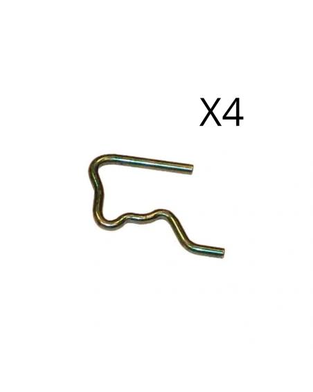 BARDAHL fix ' ecrou moyen 5mg frein filet moyen bleu