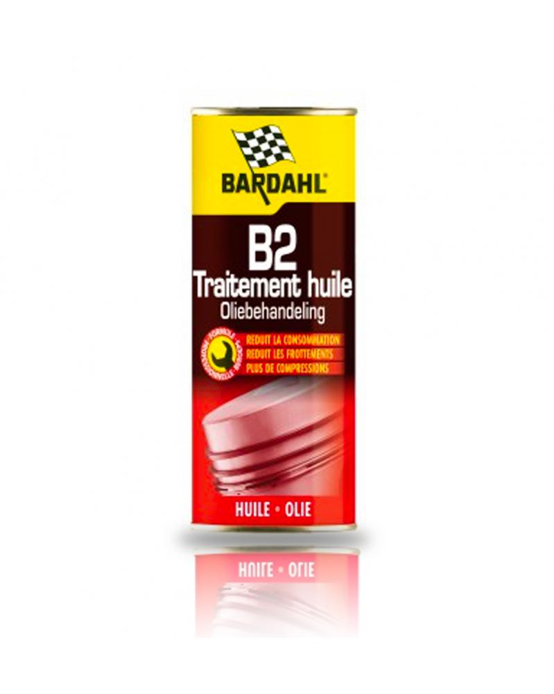 B2 Traitement huile entretien moteur 400ml - Bardahl | Mongrossisteauto.com